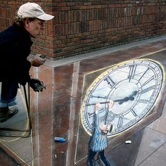3D Sidewalk Chalk Art: 40 unbelievable photos, Julian Beever
