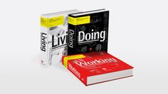 Red Dot Design Yearbook 2013/2014 - Set (Living + Doing + Working)