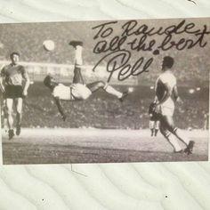 Pelé. What a shot. Casamigos Tequila.