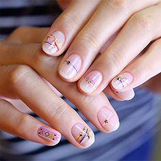 ¿Qué son las bracelet nails