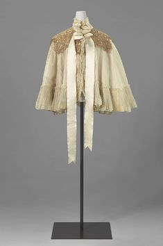 1894-1900, the Netherlands - Cape (sortie) - Silk, linen