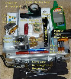 swag bag geocaching by uvw916a, via Flickr