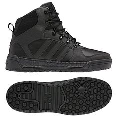 adidas Winter Ball Boots - for pounding NYC Dec-April...