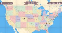 Folk to Folk is a documentary project exploring how the spirit of folk music helps build communities across America, through an interactive map.