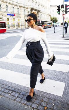 Best Outfits Of 2017 | Part II: Edgy and Minimal Luxe Spring Summer Style