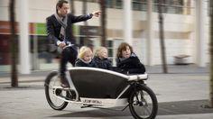 Gagnez quatre journées en Vélo Family avec M'VELO!