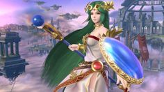 super smash bros palutena wii u 1.04 Patch Brings Changes to Smash Bros for the 3DS