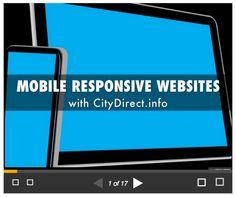Reach more customers with a mobile responsive website #LocalSuccess #SmallBizMarketing