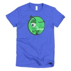 Hangos Pakke short sleeve women's t-shirt