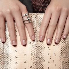 SHOPBOP BEAUTY: WINTER NAIL ART