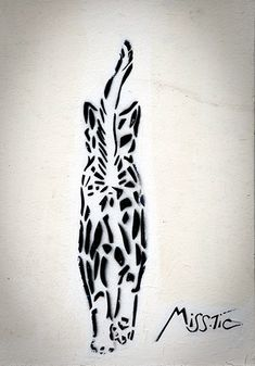 #streetart #misstic  006_miss-tic_theredlist.jpg (419×600). street art 000