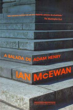 livros que eu li: a balada de adam henry