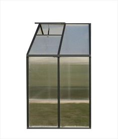 Riverstone Industries Monticello Mont4BKPremium 8 x 4 Ft Greenhouse Extension  Black  Premium -- Read more by visiting the link on the image.