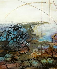 Alicia Tormey, Encaustic Artist, Seattle