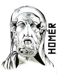 People are beautiful - Homér