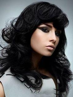 Wonderful Wavy Synthetic Capless Wig - Image 1