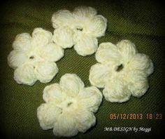 Häkelblümchen