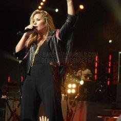 Demi Lovato Concert 2012 Vienna, VA
