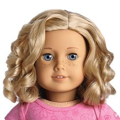 Cute Hairstyles For Your American Girl Doll Pictures
