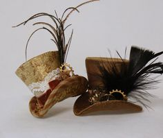 Madeleine Rose Couture-Steampunk Hat Tutorial
