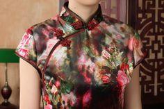 Cheongsam shawl wedding dress (2)            https://www.ichinesedress.com/