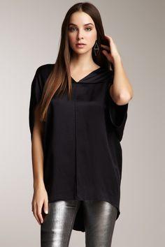 Silk Shirt on HauteLook