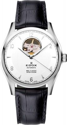 Edox WRC Classic Automatic Open Vision 85015 3 AIN watch picture
