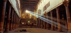 26-Local de nascimento de Jesus: Igreja da Natividade - Palestina