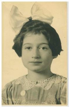 Adolphina Gabrielle Drilsma Adolphina was sadly murdered in Sobibor camp on March 9, 1943 at age 6.
