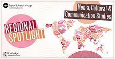Regional Spotlight: Media, Cultural & Communication Studies | Explore Taylor…