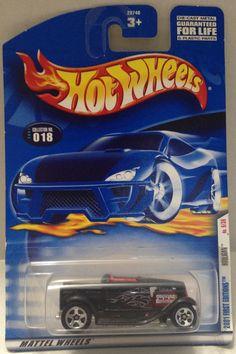 (TAS010261) - 2000 Hot Wheels Die-Cast (No. 18) 6/36 - Hooligan First Edition