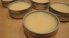 Homemade tea-tree Ointment - natural remedy for cuts and scrapes