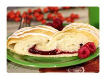 Raspberry Butter Braid pastry: This one is a proven winner with the right amount of sweetness and tart you'd expect from a raspberry.