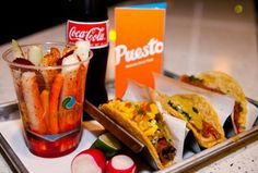 Puesto in La Jolla serves up awesome Mexico City-style street tacos in an upscale-casual atmosphere.