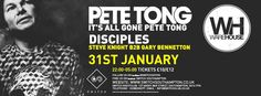 SOTONIGHT | WH pres. All Gone Pete Tong at Switch Southampton: Pete Tong, Disciples - http://www.sotonight.net/event-tickets/wh-pres-all-gone-pete-tong-at-switch-southampton-pete-tong-disciples/  Wharehouse Southampton presents … All Gone Pete Tong BUY TICKETS   Lineup:  Pete Tong Disciples More TBA