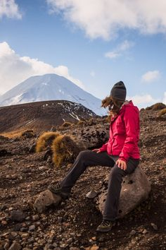 Hiking Tama Lakes In Winter, Tongariro National Park, New Zealand Country Lifestyle, Windy Day, Photo Diary, Day Hike, Nice View, Lakes, New Zealand, Most Beautiful, National Parks
