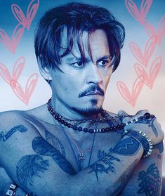 The wonder of Johnny Depp #wearewithyoujohnnydepp♛