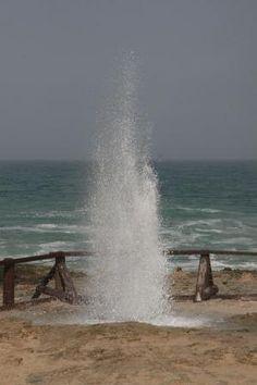Blowholes, Salalah