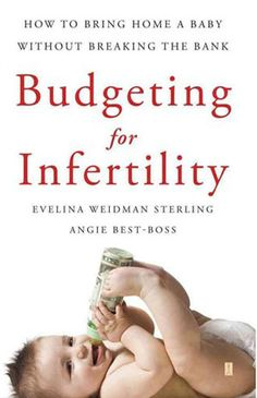 Books to Help you through your Journey---Budgeting for Infertility