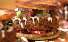 Brothers Green: EATS!   Falafel Slider Recipe
