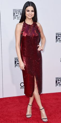 How to Wear Red to Your Next Holiday Party | InStyle.com
