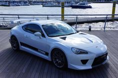 GT86. I can't believe I like a Toyota this much