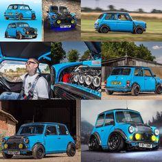 Mini Cooper Classic, Classic Mini, Classic Cars, Rover Mini Cooper, Micro Rc, Tony B, Mini Copper, Morris Minor, Smart Car