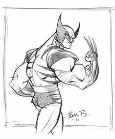 Wolverine_Snikt by tombancroft.deviantart.com on @deviantART