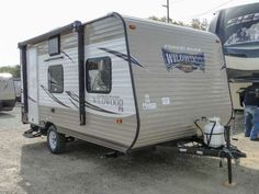 Check out this 2017 Forest River Wildwood X-Lite 185RB Rear Bathroom listing in Sylvania, OH 43560 on RVtrader.com. It is a Travel Trailer and is for sale at $9999.