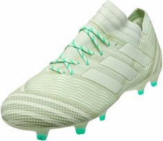 274237f942b adidas Nemeziz 17.1 FG - Aero Green - SoccerPro.com. Cleats ...
