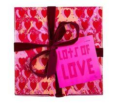 Lots of Love, valentinsgaven til din kjære