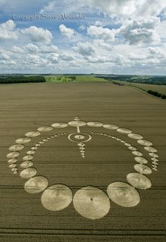 Latest Crop Circle Images 2012 - Photography by Steve Alexander