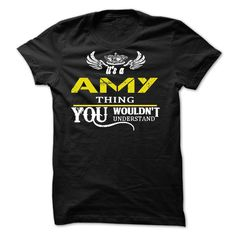 Its A AMY Thing T Shirts, Hoodies. Check price ==► https://www.sunfrog.com/Names/Its-A-AMY-Thing-7179240-Guys.html?41382