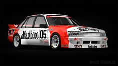 Some WIP renders, there's still bits to fix all over 1984 ATCC Bathurst 1000 Holden VK Commodore Group C, No. Australian Muscle Cars, Aussie Muscle Cars, Holden Muscle Cars, Holden Monaro, Holden Australia, Vehicle Signage, Racing Stickers, Holden Commodore, Gm Car